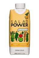Salad Power: SaladPower-11oz-VeggiesPineapple-Front
