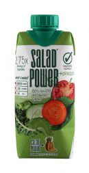 Salad Power: SaladPower PineApple Front