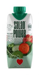 SaladPower Heart Front