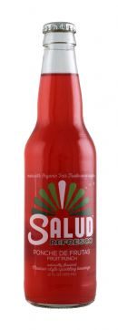 Salud Refresco: Salud FruitPunch Front