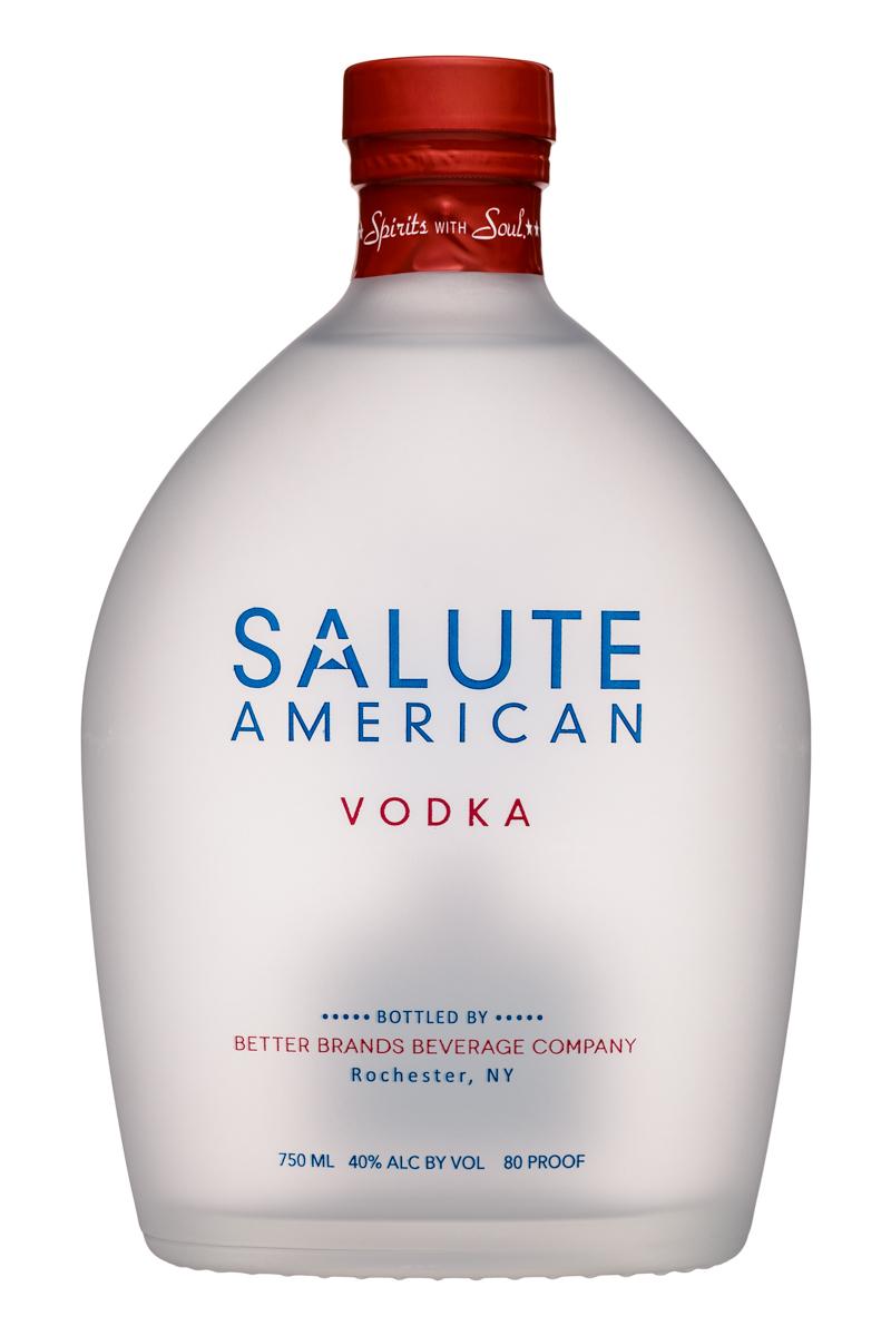 Salute America Vodka: BetterBrandsBevCo-SaluteAmerican-Vodka