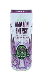 Amazon Energy - Low Calorie 2015