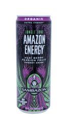 Sambazon Amazon Energy: Sambazon JungleLove Front