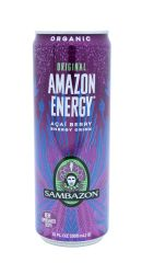 Sambazon Amazon Energy: Sambazon Original Front