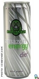 Amazon Energy - Diet 2009