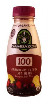 Strawberry + Lemon + Acai Berry - 100