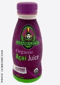 Organic Açai Juice (Purple Power)