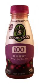 Sambazon: Sambazon 100AcaiBerry Front