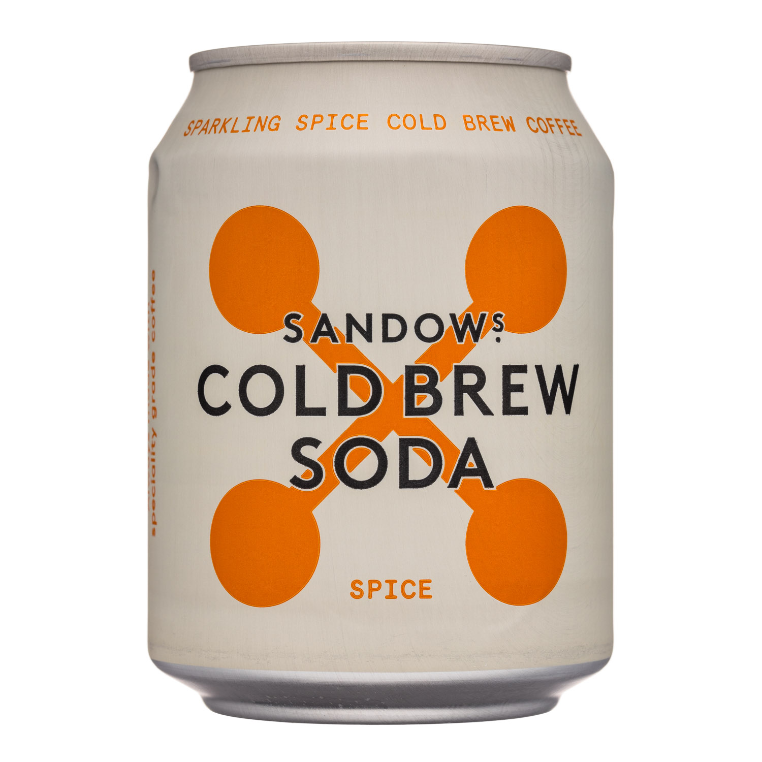 Cold Brew Soda: Spice