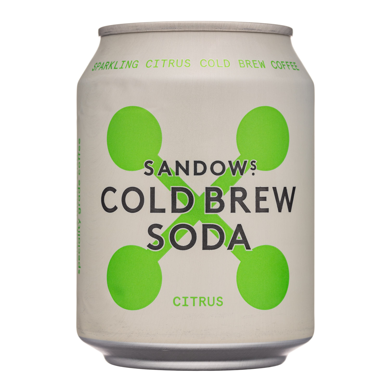 Cold Brew Soda: Citrus