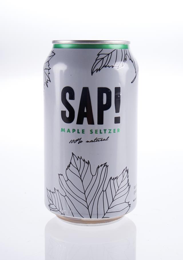 SAP!: Sap Maple Seltzer