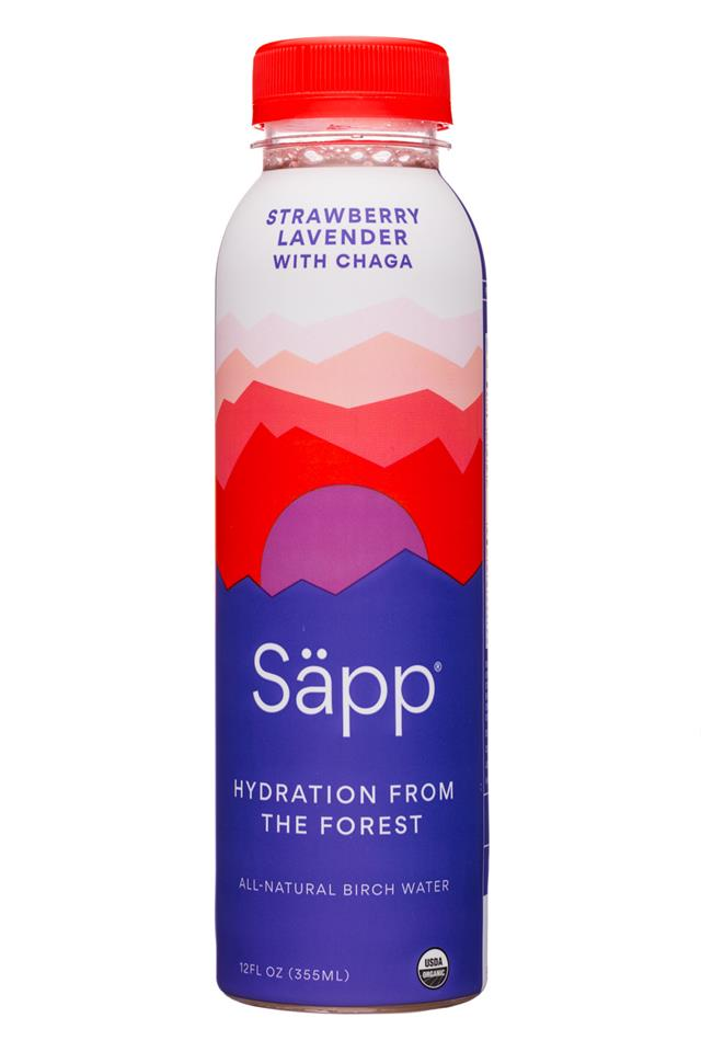 Sapp: Sapp-12oz-BirchWater-StrawbLavenderChaga-Front