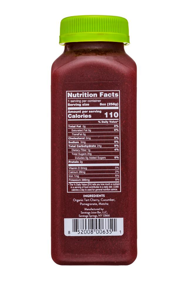 Legacy Juice Works: Legacy-8oz-ColdPressed-Revive-Facts