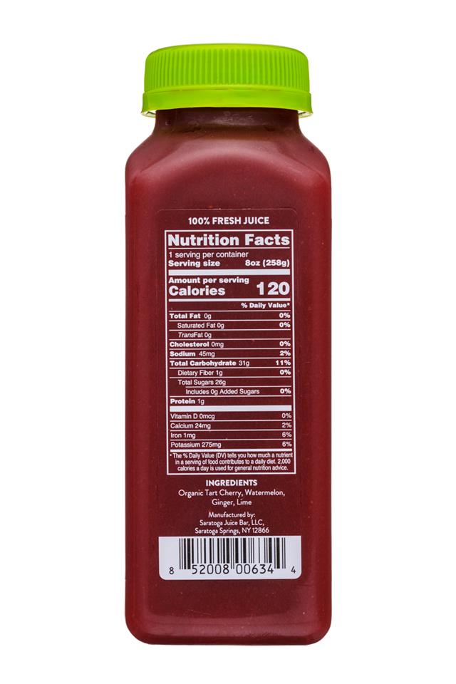 Legacy Juice Works: Legacy-8oz-ColdPressed-Restore-Facts