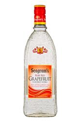 Ruby Red Grapefruit- Flavored Vodka