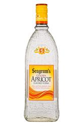 Golden Apricot-Flavored Vodka