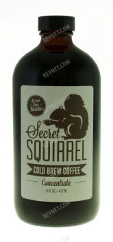 Secret Squirrel Cold Brew Coffee Concentrate