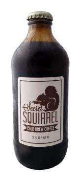 Secret Squirrel Cold Brew (RTD)