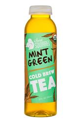 Mint Green- Cold Brew Tea
