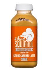 Citrus Caramel Latte