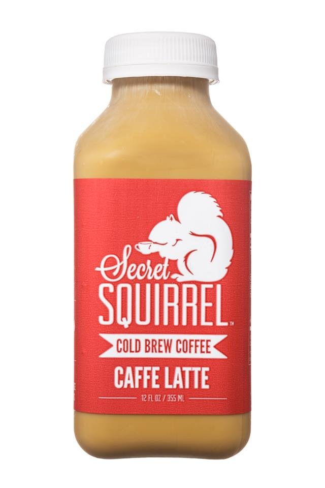 Secret Squirrel Cold Brew Coffee: SecretSquirrel-ColdBrew-CafeLatte-Front