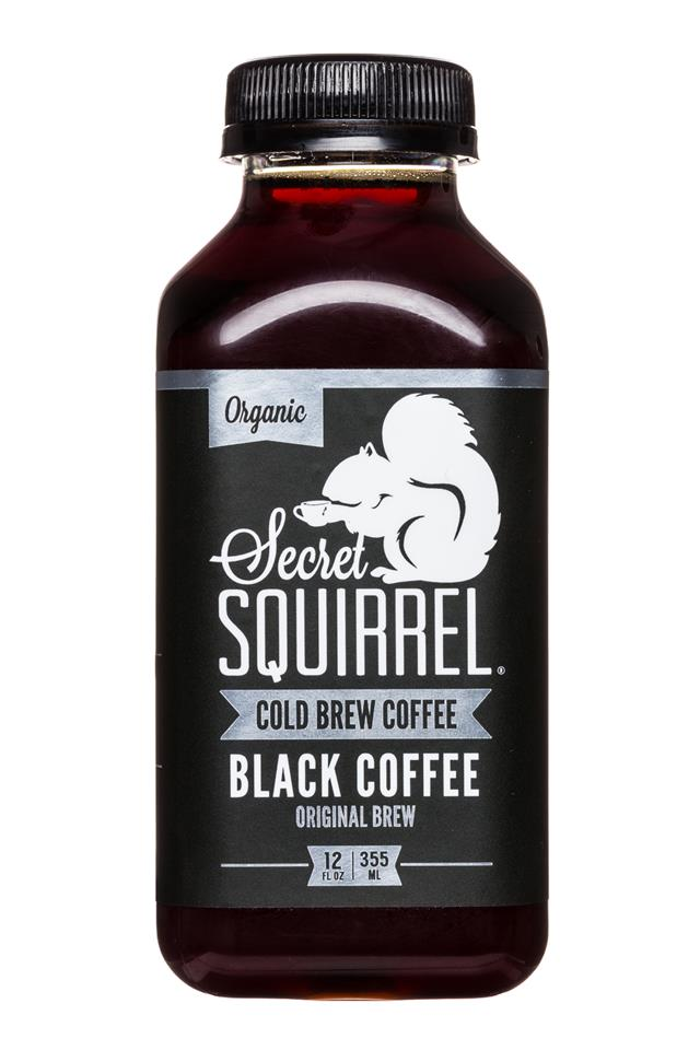 Black Coffee Secret Squirrel Cold Brew Coffee Bevnet