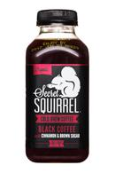 Secret Squirrel Cold Brew Coffee: SecretSquirrel-ColdBrew-12oz-Organic-Black-CinnamonBrownSugar-Front