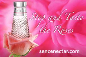 SENCE Rare European Rose Nectar