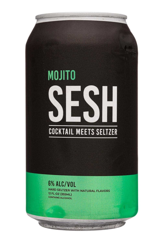SESH: Cocktail Meets Seltzer: SESH-12oz-2020-CocktailSeltzer-Mojito