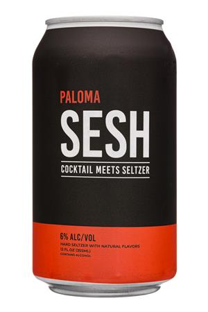SESH: Cocktail Meets Seltzer: SESH-12oz-2020-CocktailSeltzer-Paloma