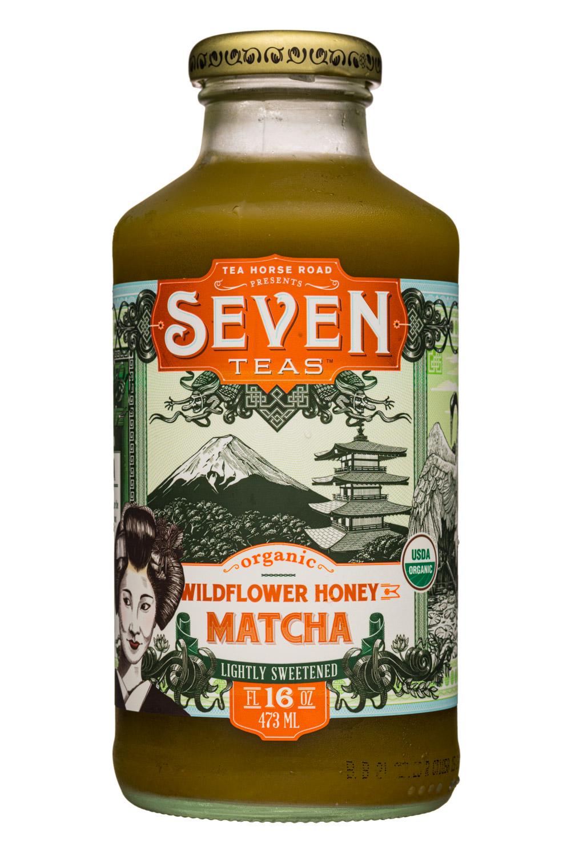 Organic Wildflower Honey Matcha