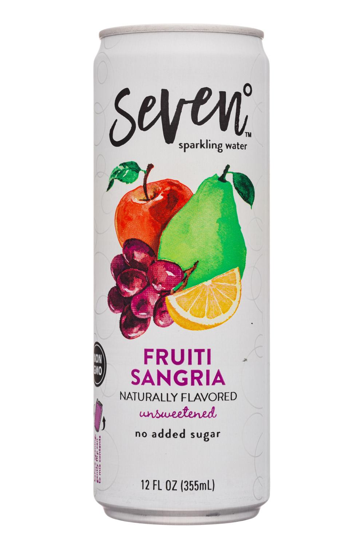 Fruit Sangria Sparkling Water