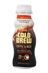 Cold Brew Coffee & Milk - Mocha