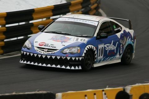 Shark Energy Drink: Shark Racing Car
