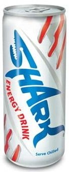 Shark Energy Drink: Shark Energy Drink - US Formulation