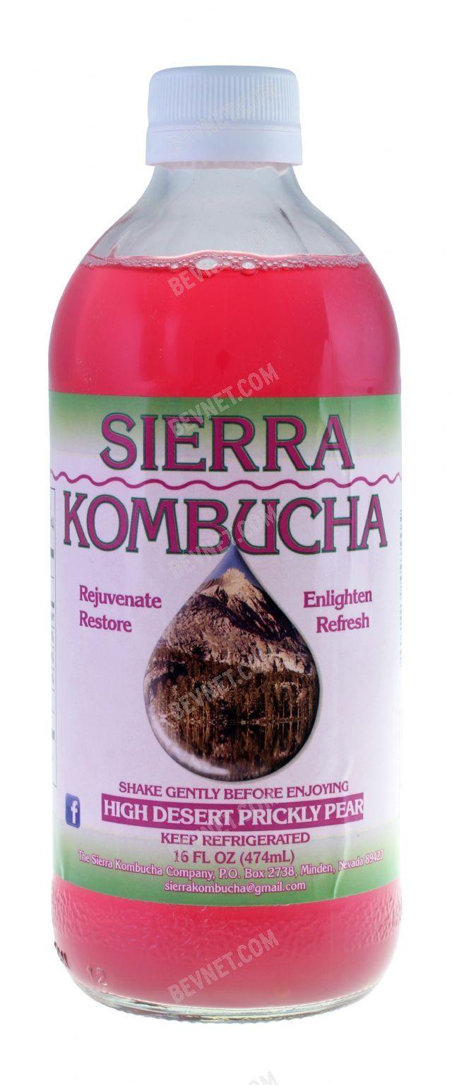 Sierra Kombucha: