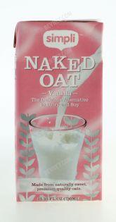 Naked Oat - Vanilla