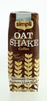 Oat Shake - Coffee