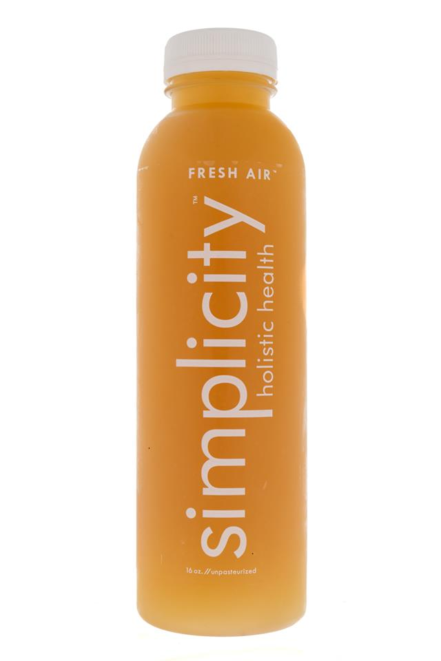 Simplicity Holistic Health: Simplicity-FreshAir-Front