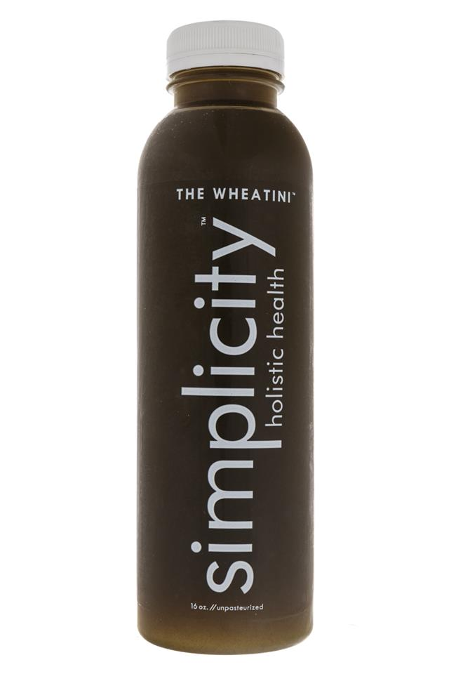 Simplicity Holistic Health: Simplicity-TheWheatini-Front