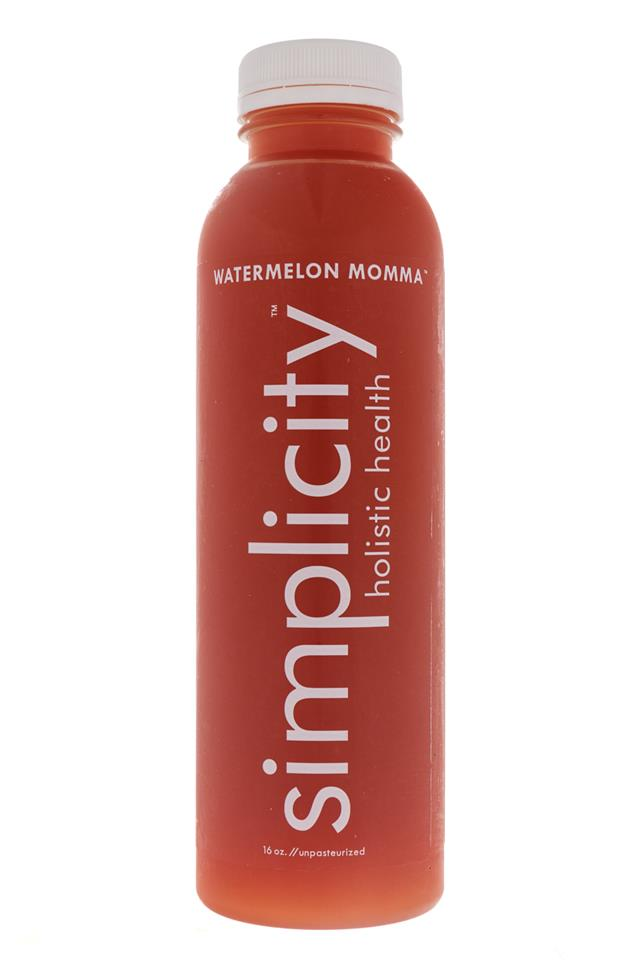 Simplicity Holistic Health: Simplicity-WatermelonMomma-Front