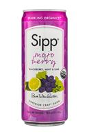 Sipp: Sipp-10oz-Sparkling-MojoBerry-Front