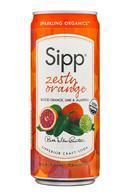 Sipp-10oz-Sparkling-ZestyOrange-Front