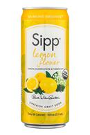 Sipp-10oz-Sparkling-LemonFlower-Front
