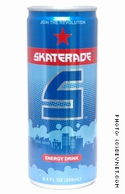 Skaterade Energy Drink
