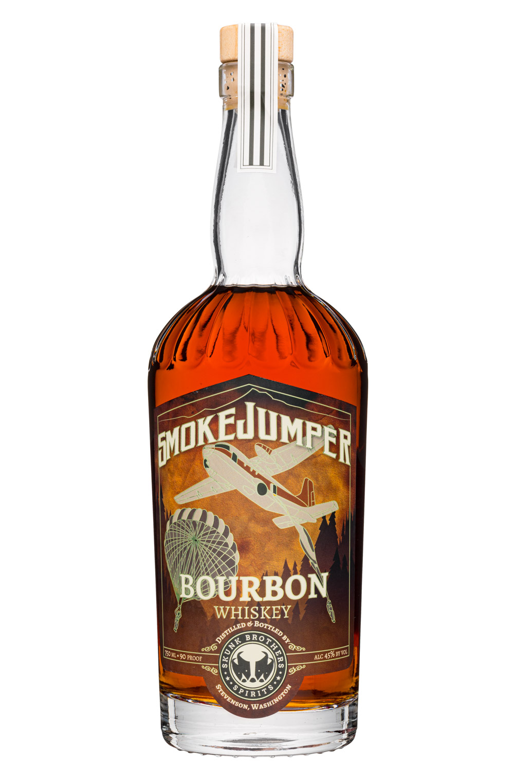 SmokeJumper Bourbon