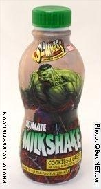 Bravo! Slammers Ultimate Milkshakes: slammers-cookiesgreen.jpg