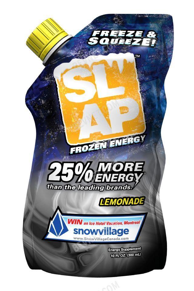 Slap Frozen Energy:
