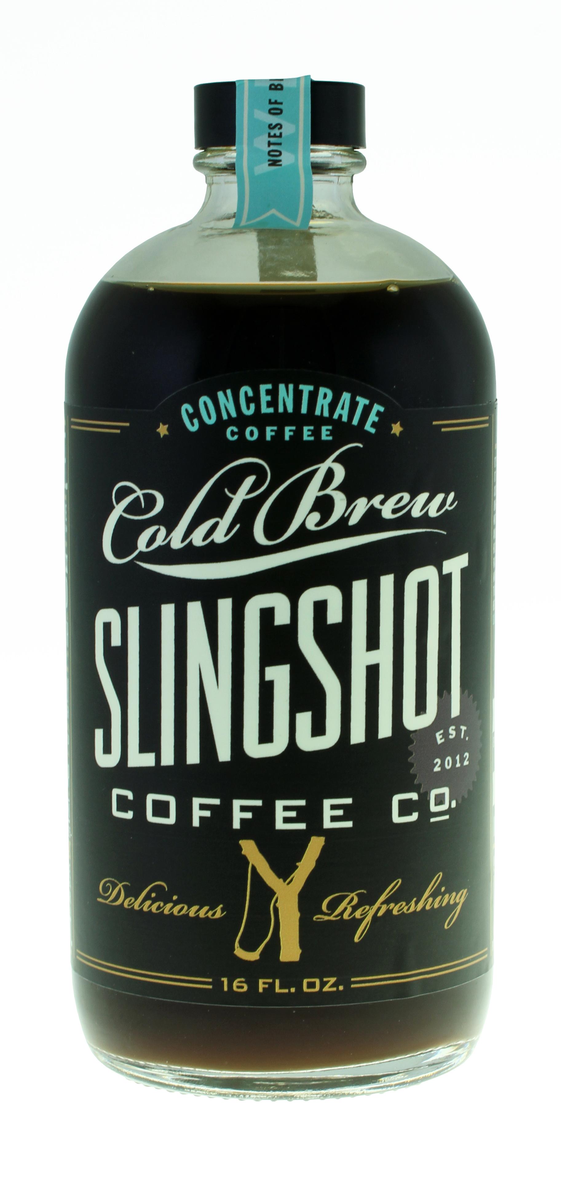 Slingshot Coffee Co.: