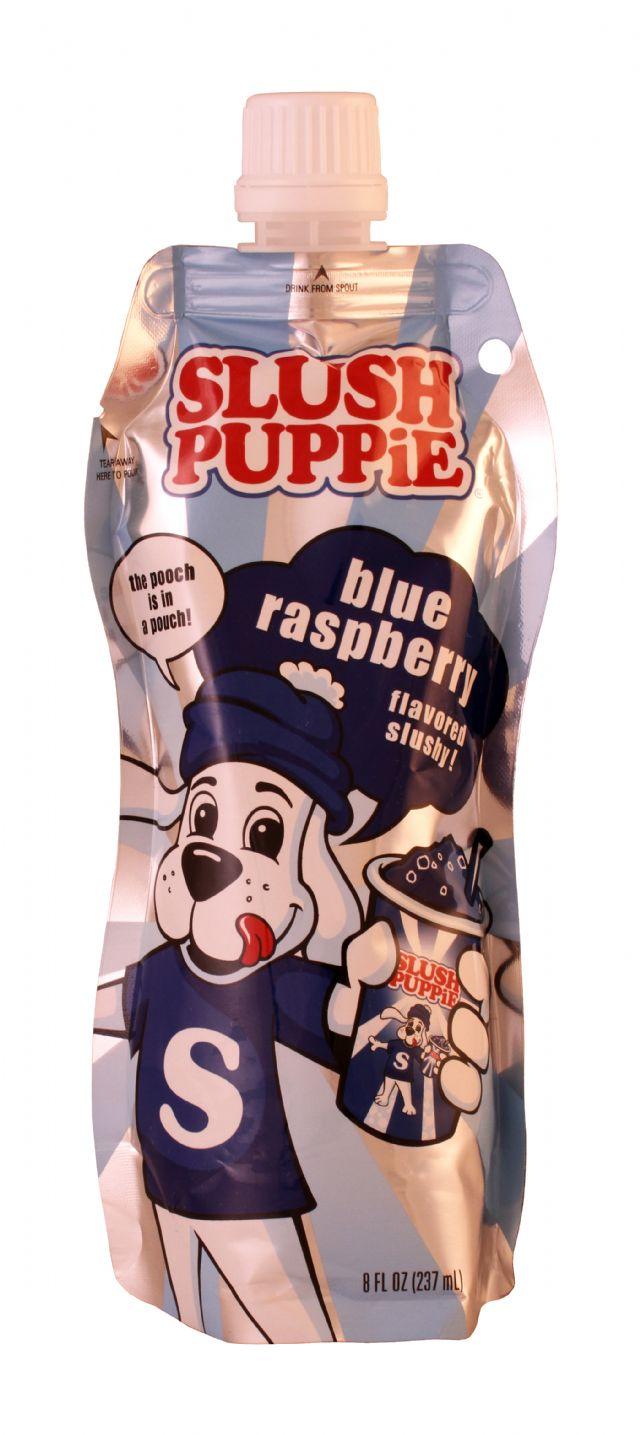 Slush Puppie: SlushPuppie BlueRasp Front